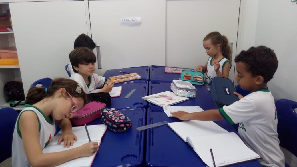 A rotação por estação de aprendizagem