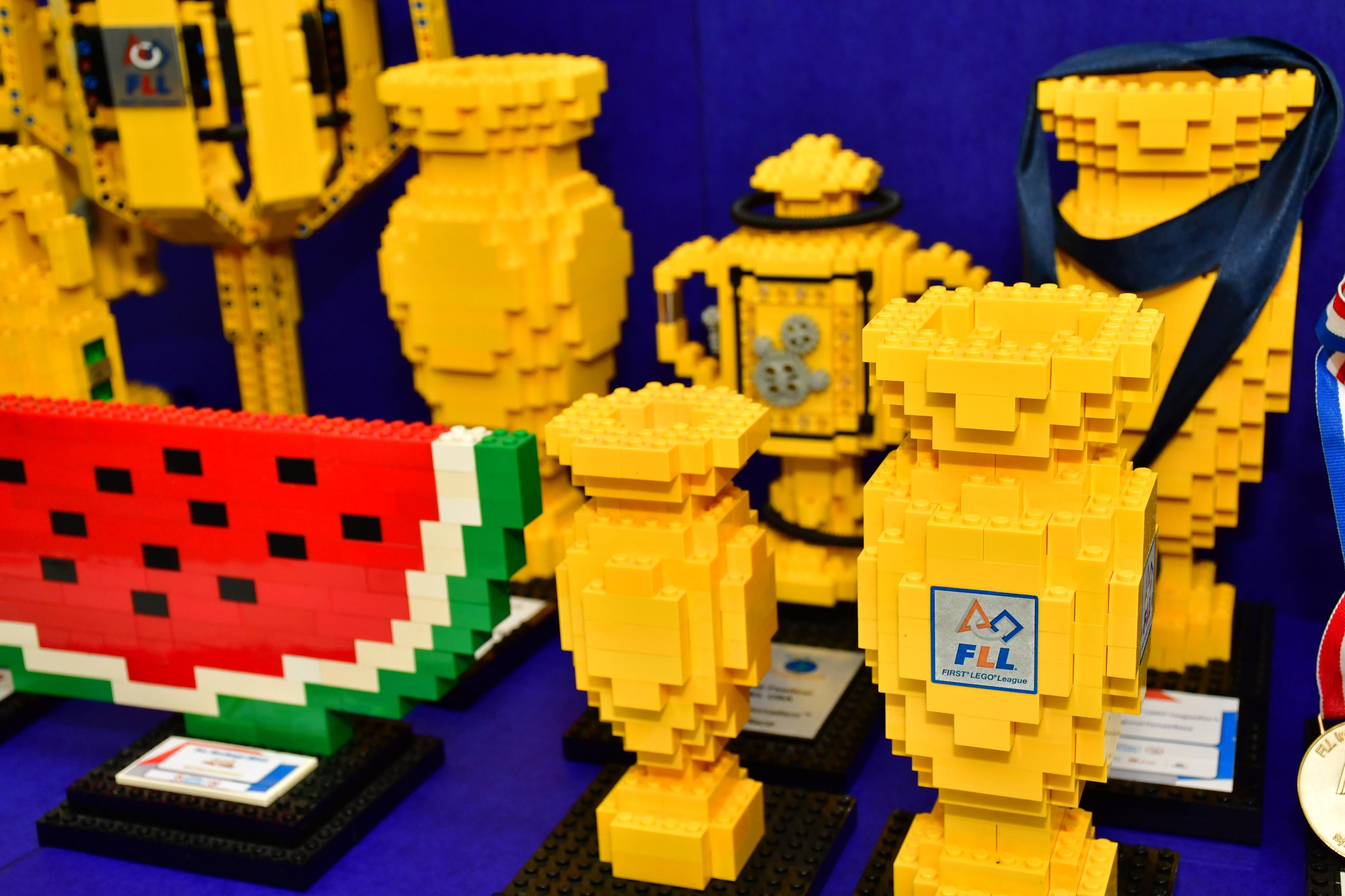 Torneio de Robótica FLL - FIRST Lego League 2021