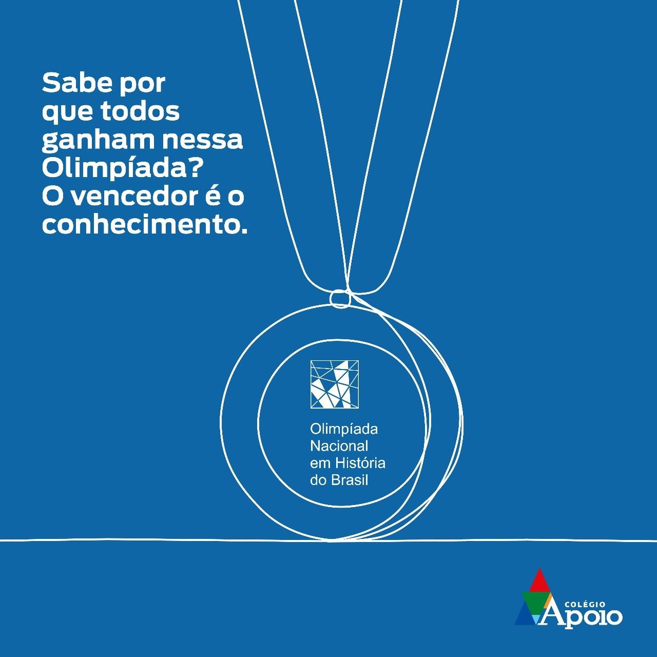13ª edição da Olimpíada Nacional em História do Brasil (ONHB).
